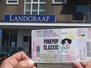 PinkPop Classic in Landgraaf: kippevel bij 28 graden (foto: René Hoeflaak)
