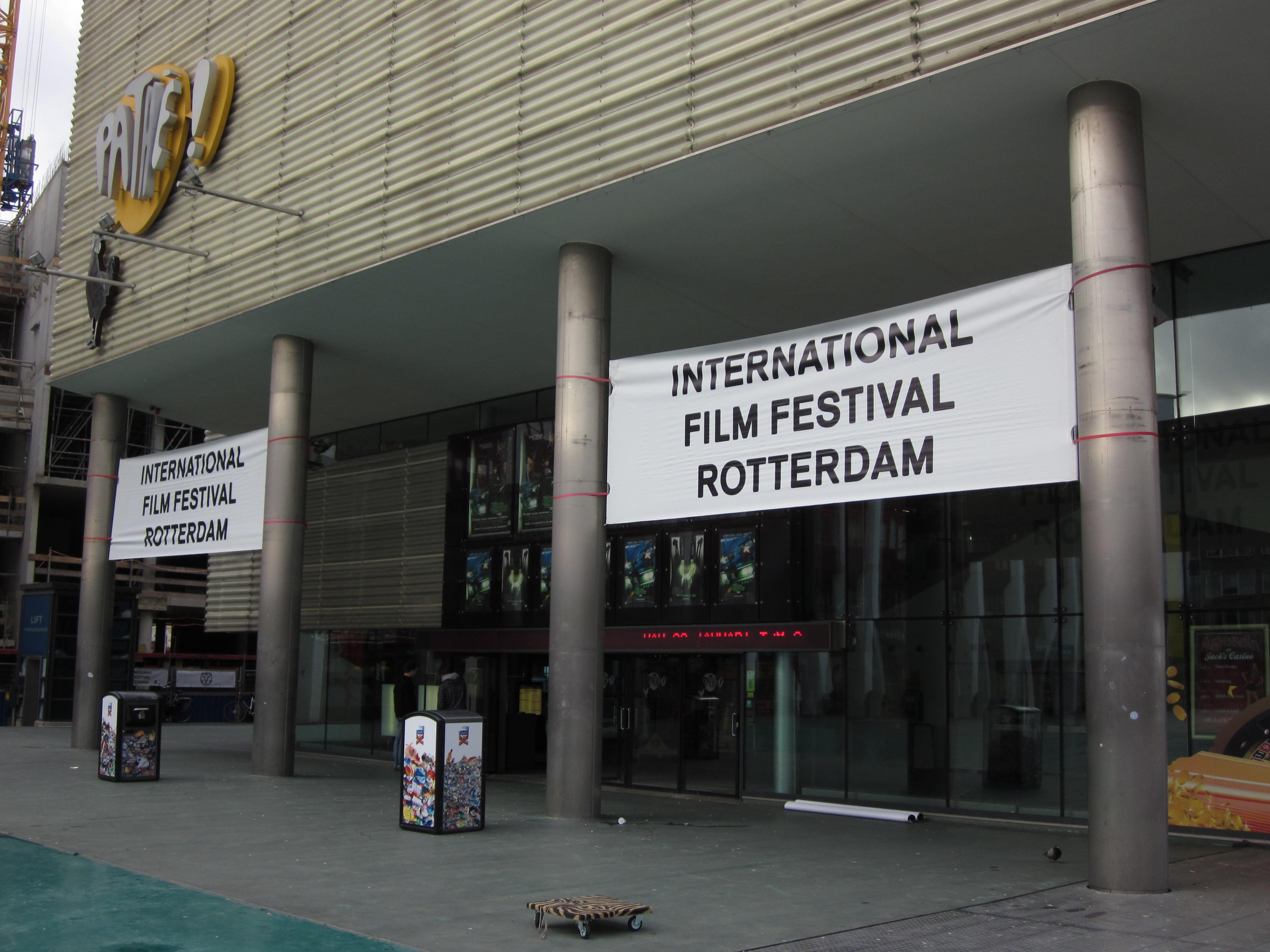 International film festival rotterdam 2011 waar is de for Rotterdam film