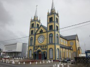 Februari 2011; Suriname, Paramaribo; De Sint Petrus en Paulkathedraal (foto: René Hoeflaak)
