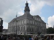 Stadhuis Maastricht uit 1662 (foto: René Hoeflaak)