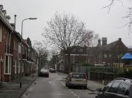 December 2011: Vincentiusstraat in Roosendaal (foto: René Hoeflaak)