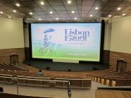 Filmfestival Estoril: Weinig bezoekers op dinsdagmiddag (foto: René Hoeflaak)