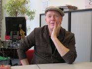 Bertus Borgers, februari 2012 (foto: René Hoeflaak)