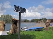 Heerjansdam, 22 april 2012: Waalpad (foto: René Hoeflaak)