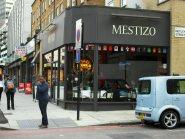 Groot-Brittanië, Londen. Restaurant Mestizo in de wijk Camden. (foto: René Hoeflaak)