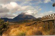 December 1997; Nieuw-Zeeland, Tongariro National Park (foto: René Hoeflaak)