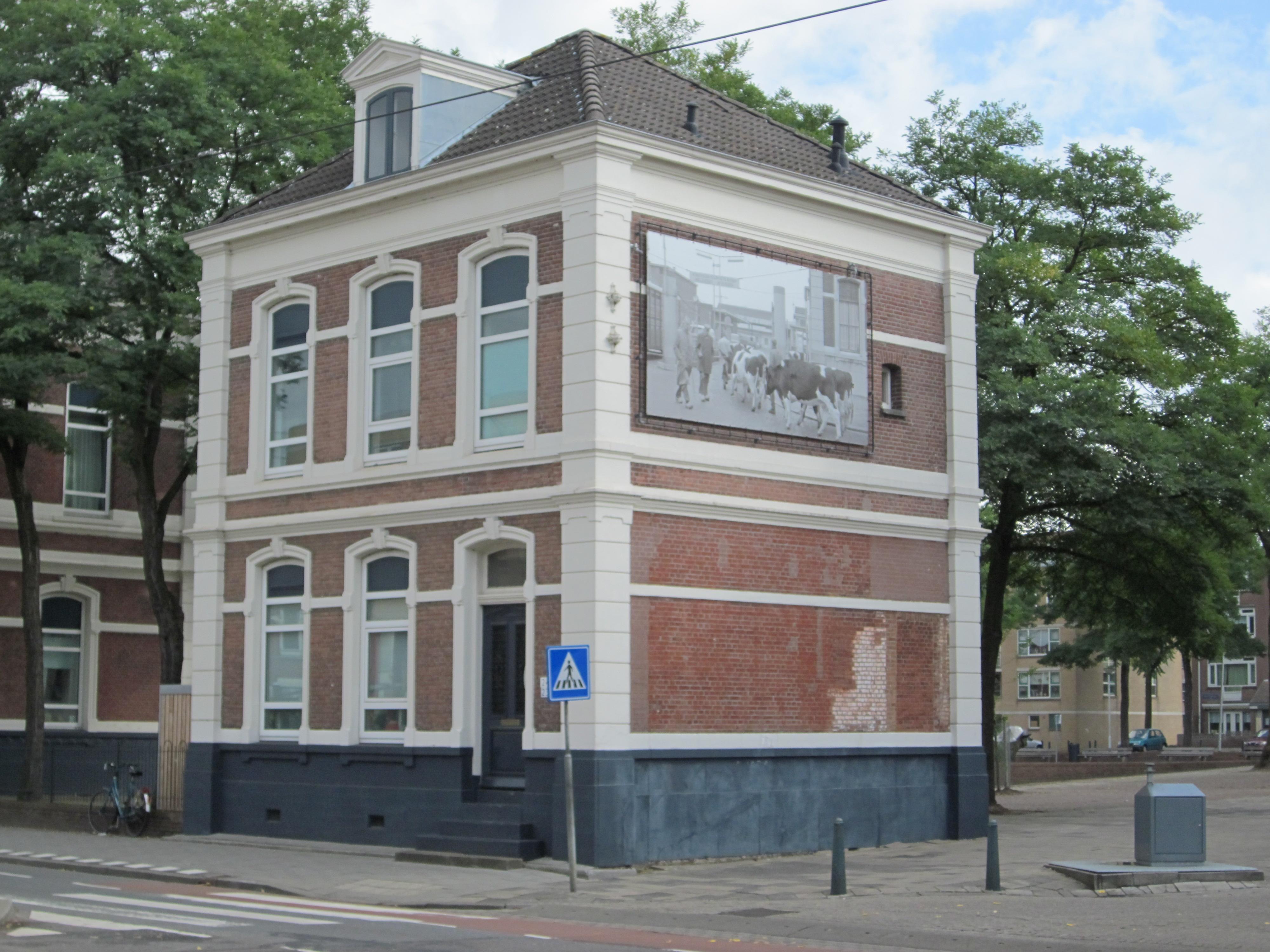 Rotterdam helderheidplein ren hoeflaak for Rotterdam crooswijk