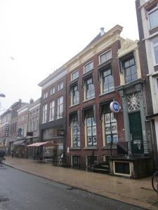 Groningen.Oosterstraat; Poppodium VERA (foto: René Hoeflaak)