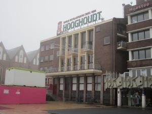 Groningen, Grote Markt, 22 december 2012: Het gebouw van Studenten Sociëteit Mutua Fides (foto: René Hoeflaak)