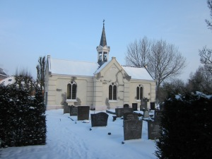 Oudenbosch, 22 januari 2013: Rooms Katholieke begraafplaats (foto: René Hoeflaak)