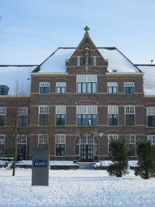 Bosschenhoofd, januari 2013; Monument Seppe voor 'voormalig' rusthuis Seppe (foto: René Hoeflaak)
