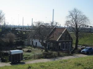 Pernis, Hogedijk (foto: René Hoeflaak)