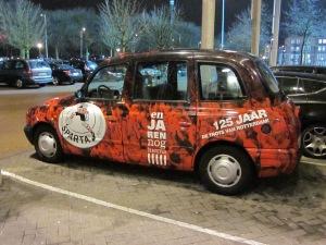Sparta Rotterdam bestaat dit jaar 125 jaar (foto: René Hoeflaak)