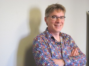 April 2013: Bas Westland (foto: René Hoeflaak)