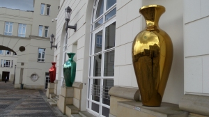 Luxemburg, april 2013; Paleis van Justitie (foto: René Hoeflaak)