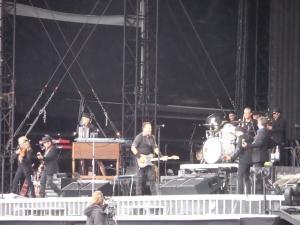 22 juni 2013: Bruce Springsteen en E Street Band (foto: René Hoeflaak)
