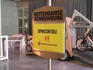 Tourcafé Rotterdam. Van 29 juni tot en met 21 juli 2013 in de Rotterdamse Schouwburg