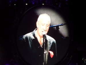 Amsterdam, Ziggo Dome: The Who met  Pete Townshend (foto: René Hoeflaak)