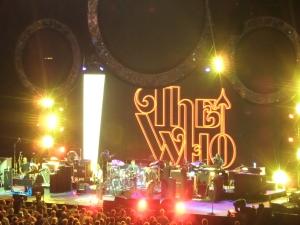 Amsterdam, Juli 2013: The Who in de Ziggo Dome. Het allerlaatste optreden in Nederland? (foto: René Hoeflaak)