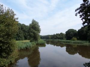 Dronten, Lage Vaart, zondag 25 augustus 2013. (foto: René Hoeflaak)