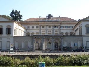 27 juli 2013, Italiıë, Milaan: Museum der Moderne Kunsten (foto: René Hoeflaak)