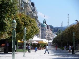 Zwitserland, Luzern, Kurplatz (foto: René Hoeflaak)