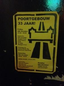 Het Poortgebouw in Rotterdam viert feest (foto: René Hoeflaak)