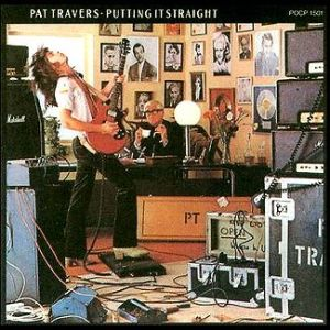 Putting it straight uit 1977, Travers' 3e LP.