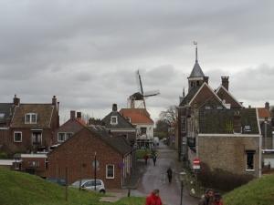 2 januari 2014: Willemstad, Noord-Brabant (foto: René Hoeflaak)