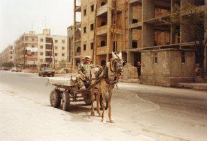 Aleppo, Syrië, april 1994 (foto: René Hoeflaak)