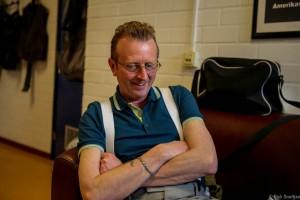 2 april 2014: Bruce Watson (foto: www.robsneltjes.nl)