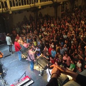 Amsterdam, Paradiso, 15 mei 2014: Drive By Truckers (foto: René Hoeflaak)
