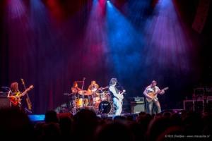 Utrecht, 25 mei 2014: Jeff Beck en band in de Ronda zaal van TivoliVredenburg (foto:  Rob Sneltjes)