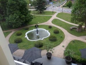 Doetinchem, 4 mei 2014: Arboretum voor Villa Ruimzicht (foto: René Hoeflaak)