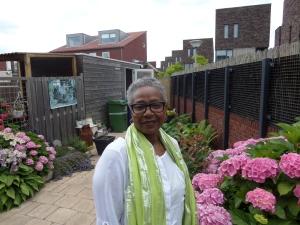 Carmelita Haynes (foto: René Hoeflaak)