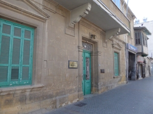 Cyprus, Lefkosia (Nicosia), september 2014 ; Dr. Fazil Küçük Museum (foto: René Hoeflaak)