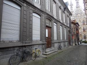 België, Leuven,  Eikstraat (foto: René Hoeflaak)