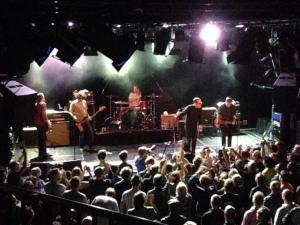 De Melkweg, Amsterdam, 7 oktober 2014: The Hold Steady (foto: René Hoeflaak)
