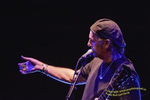 Jimmy Lafave in Zoetermeer (fotO: Ron van Varik)