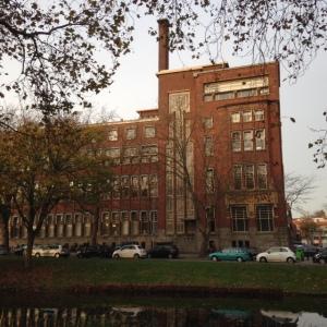 Rotterdam, 12 november 2014: Voormalig Heineken kantoor aan de Crooswijksesingel (foto: René Hoeflaak)
