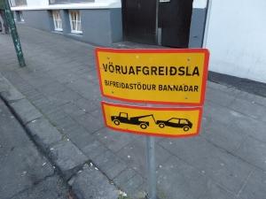 IJslanders hechten aan hun taal en cultuur. Buitenlandse 'leen'woorden zoals Iphone, telefoon, mobieltje en computer zijn niet toegestaan in  officieel taalgebruik (foto: René Hoeflaak)