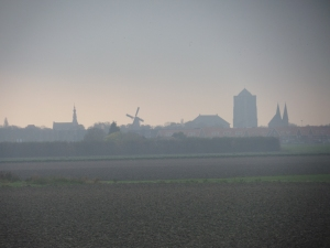 Zierikzee, 6 november 2014. (foto: René Hoeflaak)