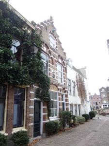 5 december 2014, Rotterdam, Piet Heynstraat 6:  de geboorteplek van Piet Heyn (foto: René Hoeflaak)