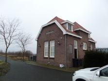 Nieuwerkerk aan den IJssel, 18 januari 2015: Voormalig gemaal aan de Groenendijk (foto: René Hoeflaak)