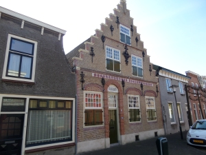 Sint-Annaland, Voorstraat 38 (foto: René Hoeflaak)