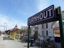 Station Turnhout, 19 april 2015 (foto: René Hoeflaak)