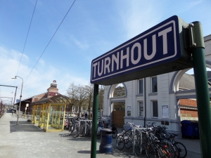 Station Turnhout, 19 april 2015 (foto: René Hoeflaak)