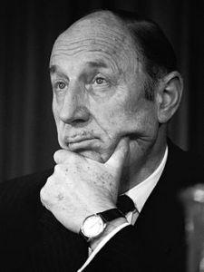Joseph Luns (foto bron: nl.wikipedia.org)