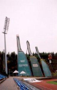 2003: Finland, Lahti, schansbanen (foto: René Hoeflaak)