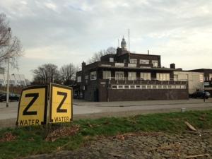 Rotterdam, 20 december 2015: gebouw van roeivereniging Nautilus (foto: René Hoeflaak)